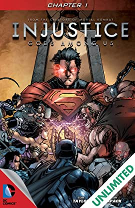 Injustice: Gods Among Us (2013) #1