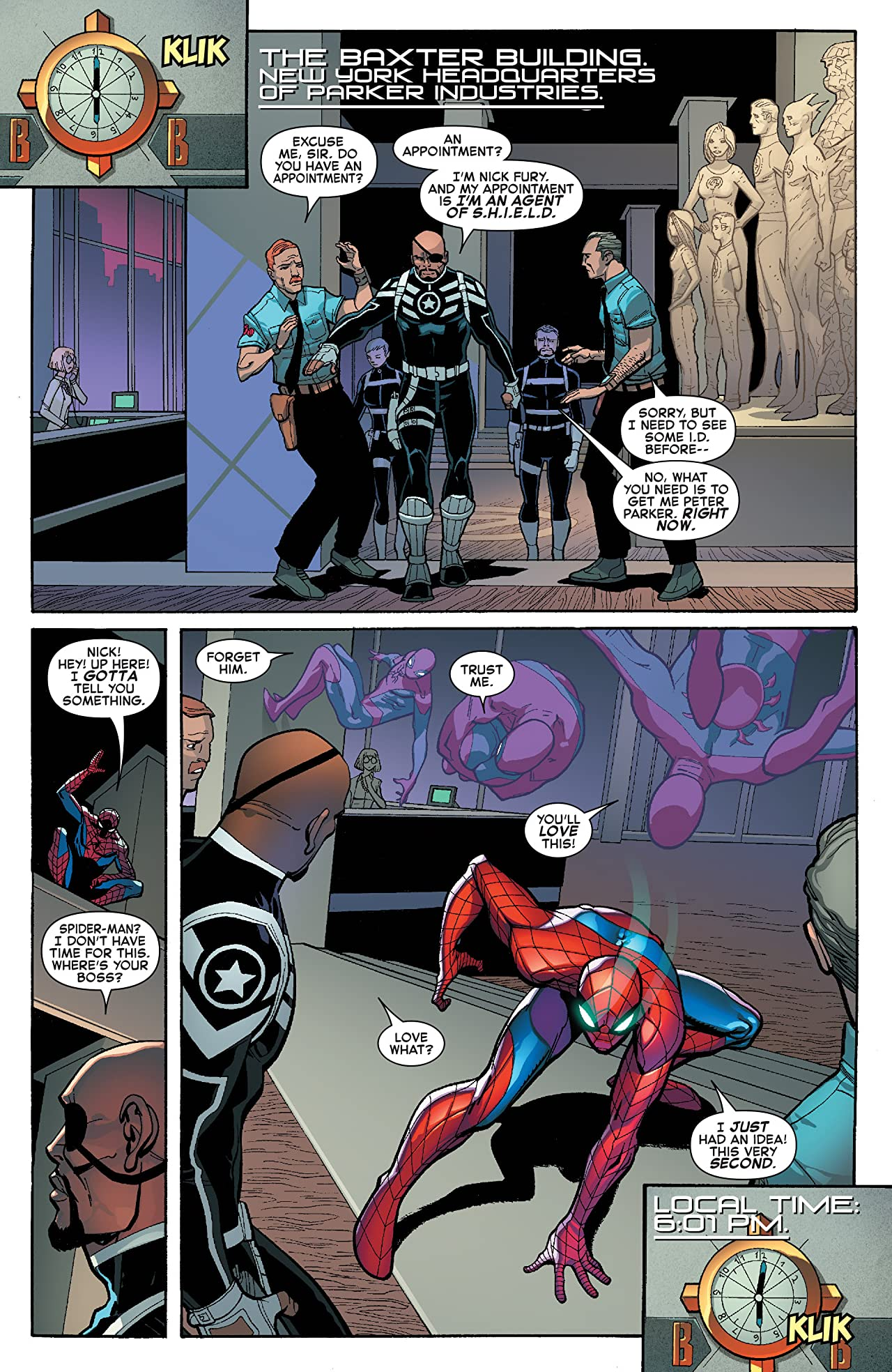 Amazing Spider-Man (2015-2018) #9