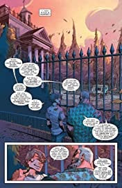 Haunted Mansion (2016) #1 (of 5)