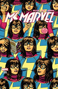 Ms. Marvel (2015-2019) #5