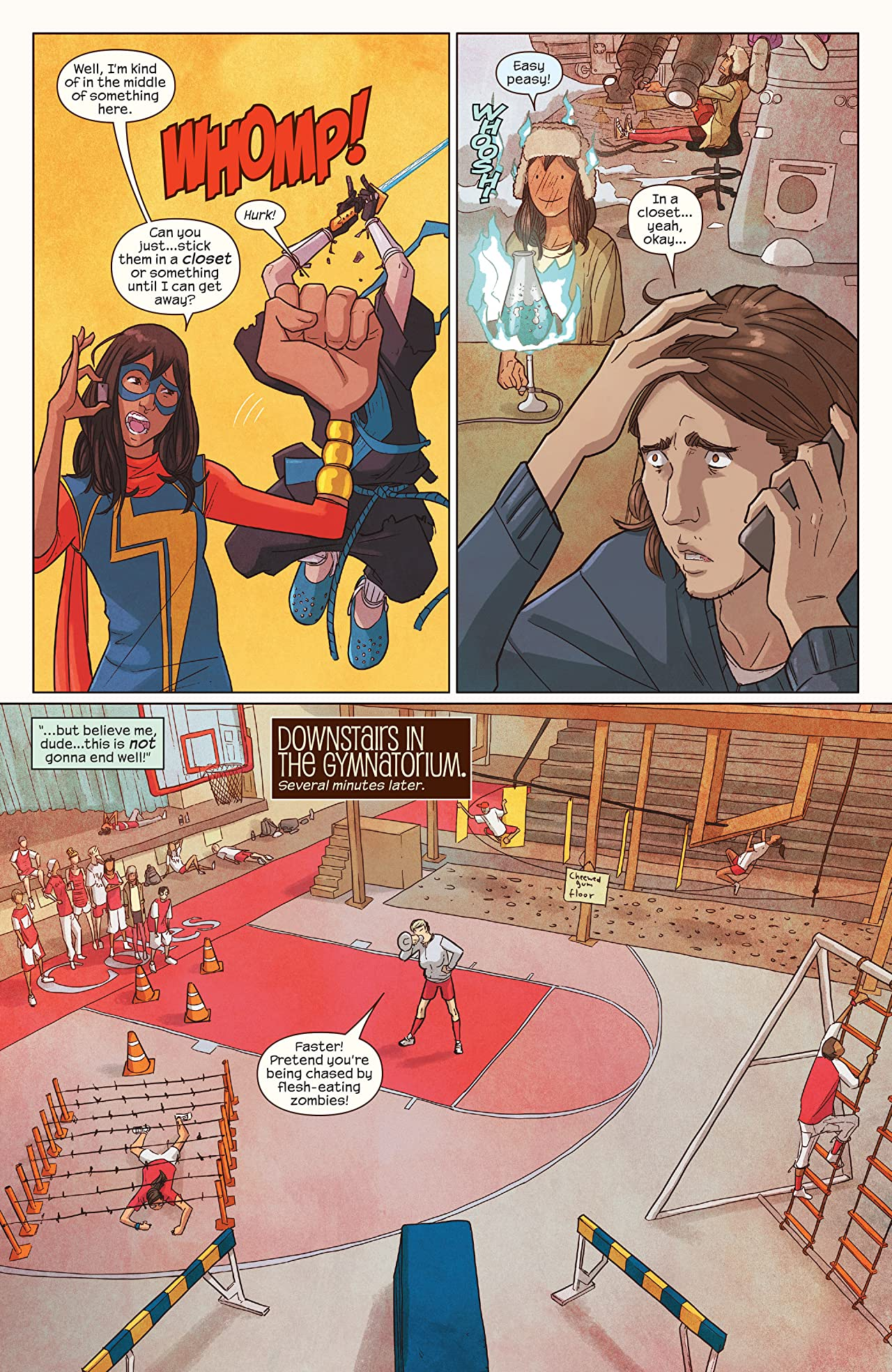 Ms. Marvel (2015-) #5