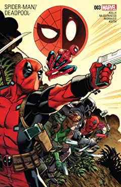 Spider-Man/Deadpool (2016-2019) No.3