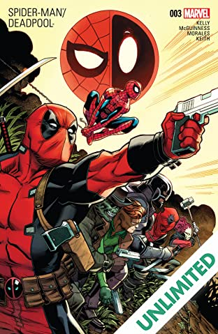 Spider-Man/Deadpool (2016-2019) #3