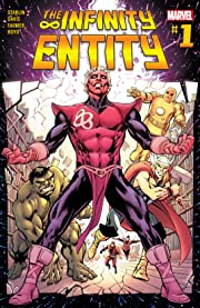 The Infinity Entity (2016) #1 (of 4)