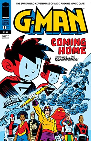 G-Man: Coming Home #1