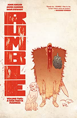 Rumble Vol. 2: A Woe That Is Madness