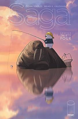 Image Comics! Saga #34
