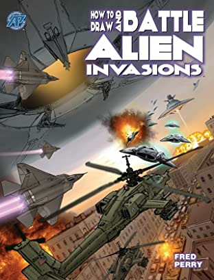 How To Draw and Battle Alien Invasions