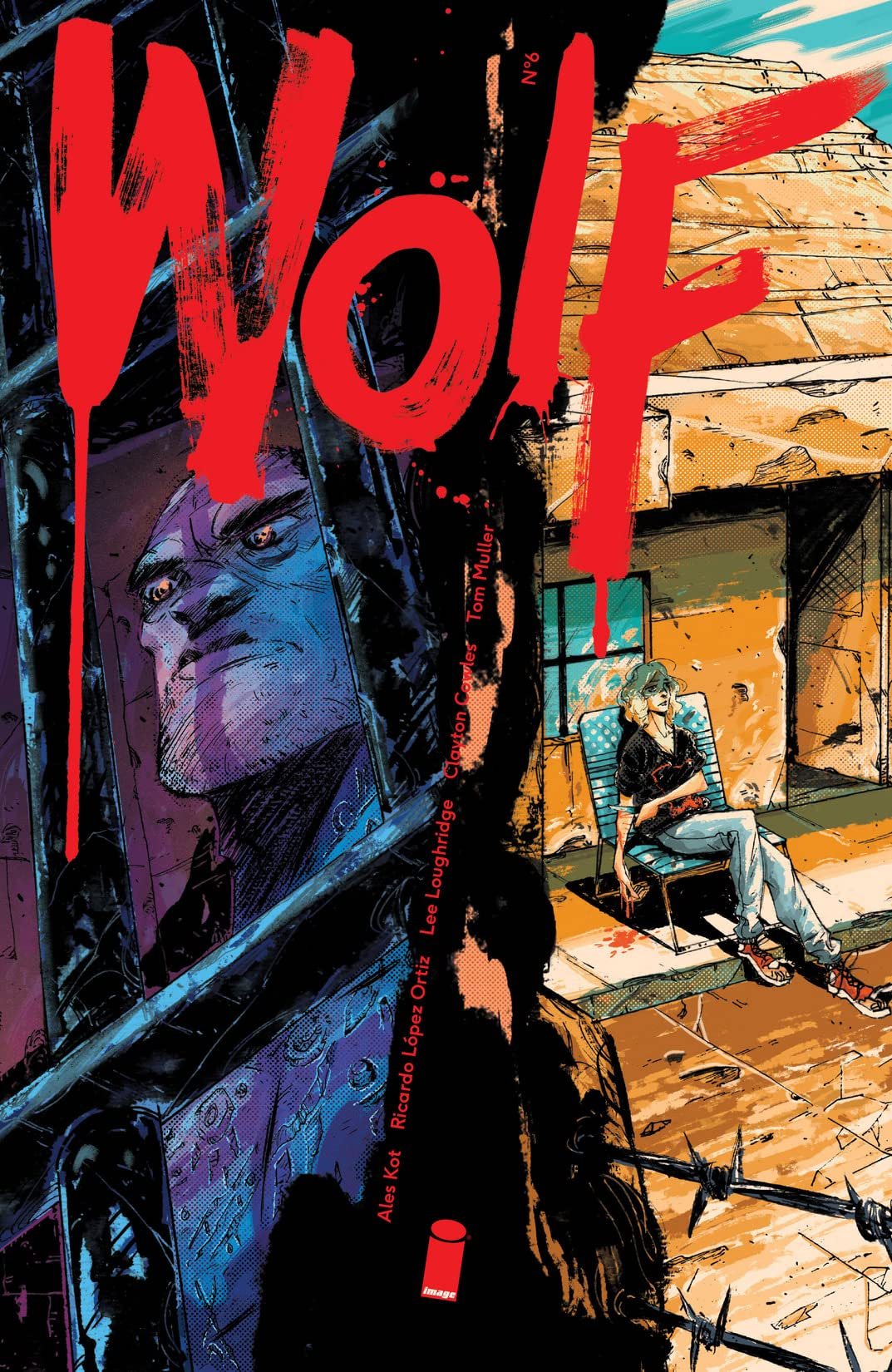 Wolf #6