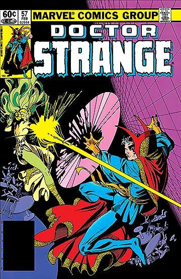Doctor Strange (1974-1987) #57