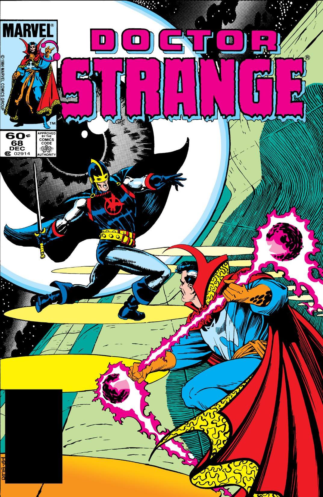 Doctor Strange (1974-1987) #68