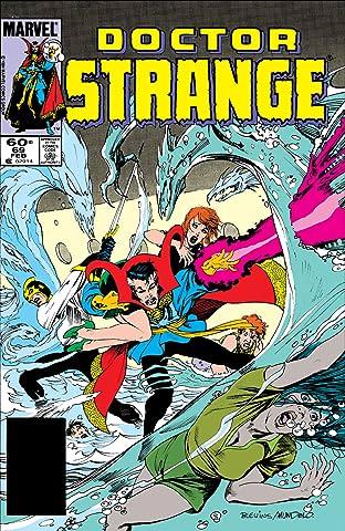 Doctor Strange (1974-1987) #69