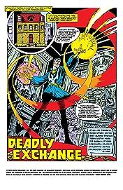 Doctor Strange (1974-1987) #70