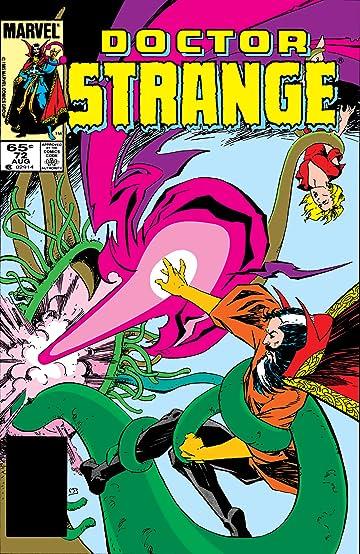 Doctor Strange (1974-1987) #72
