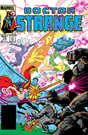Doctor Strange (1974-1987) #73