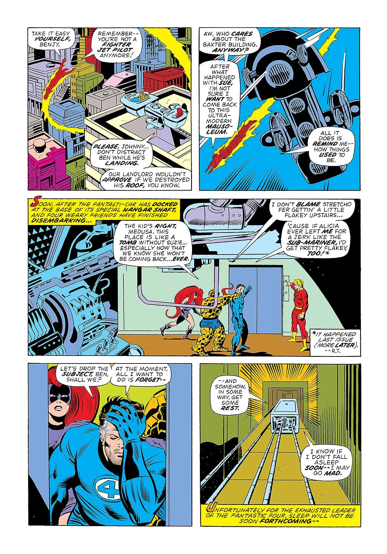 Fantastic Four (1961-1998) #148