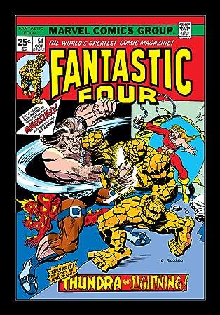 Fantastic Four (1961-1998) #151