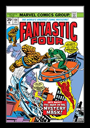 Fantastic Four (1961-1998) #154