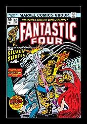 Fantastic Four (1961-1998) #155