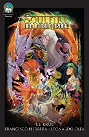 Soulfire: New World Order Tome 1