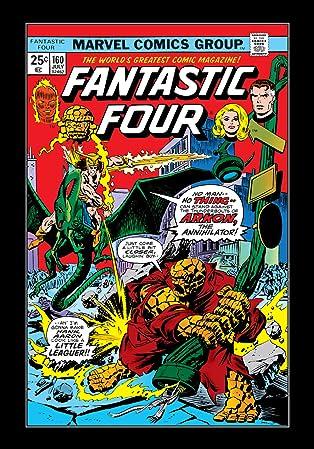 Fantastic Four (1961-1998) #160