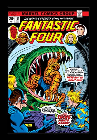 Fantastic Four (1961-1998) #161