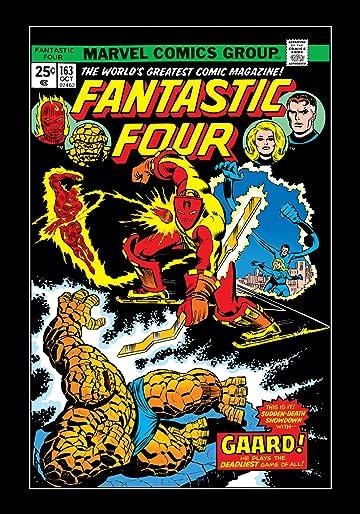 Fantastic Four (1961-1998) #163