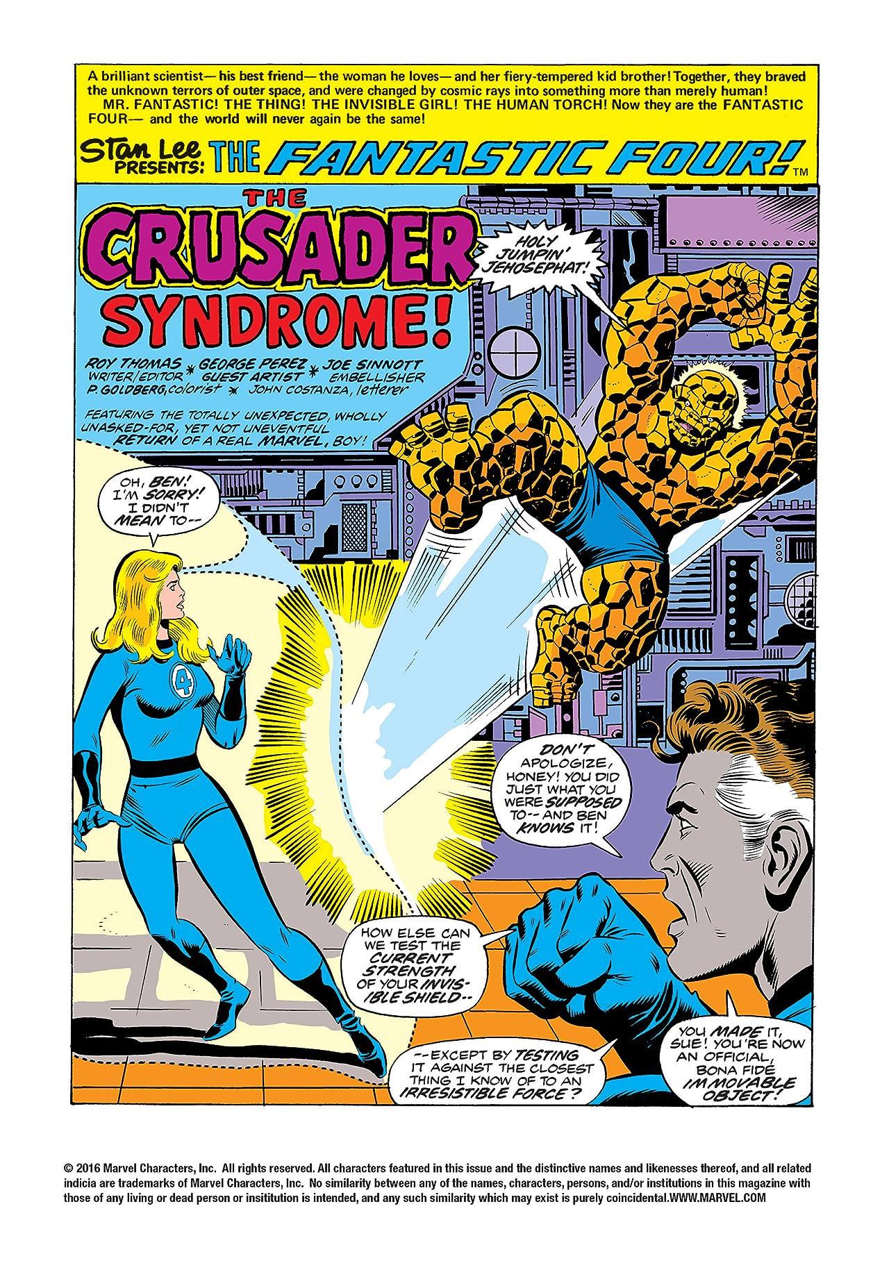 Fantastic Four (1961-1998) #164