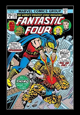 Fantastic Four (1961-1998) #165
