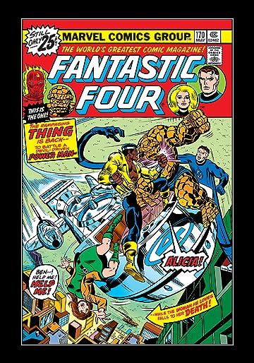 Fantastic Four (1961-1998) #170