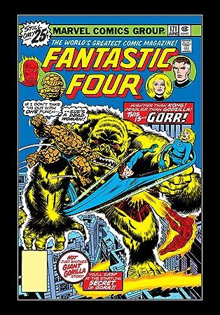 Fantastic Four (1961-1998) #171