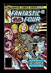 Fantastic Four (1961-1998) #172