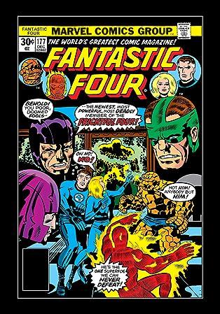 Fantastic Four (1961-1998) #177