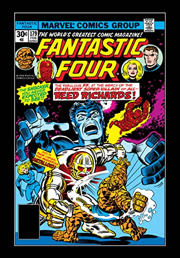 Fantastic Four (1961-1998) #179