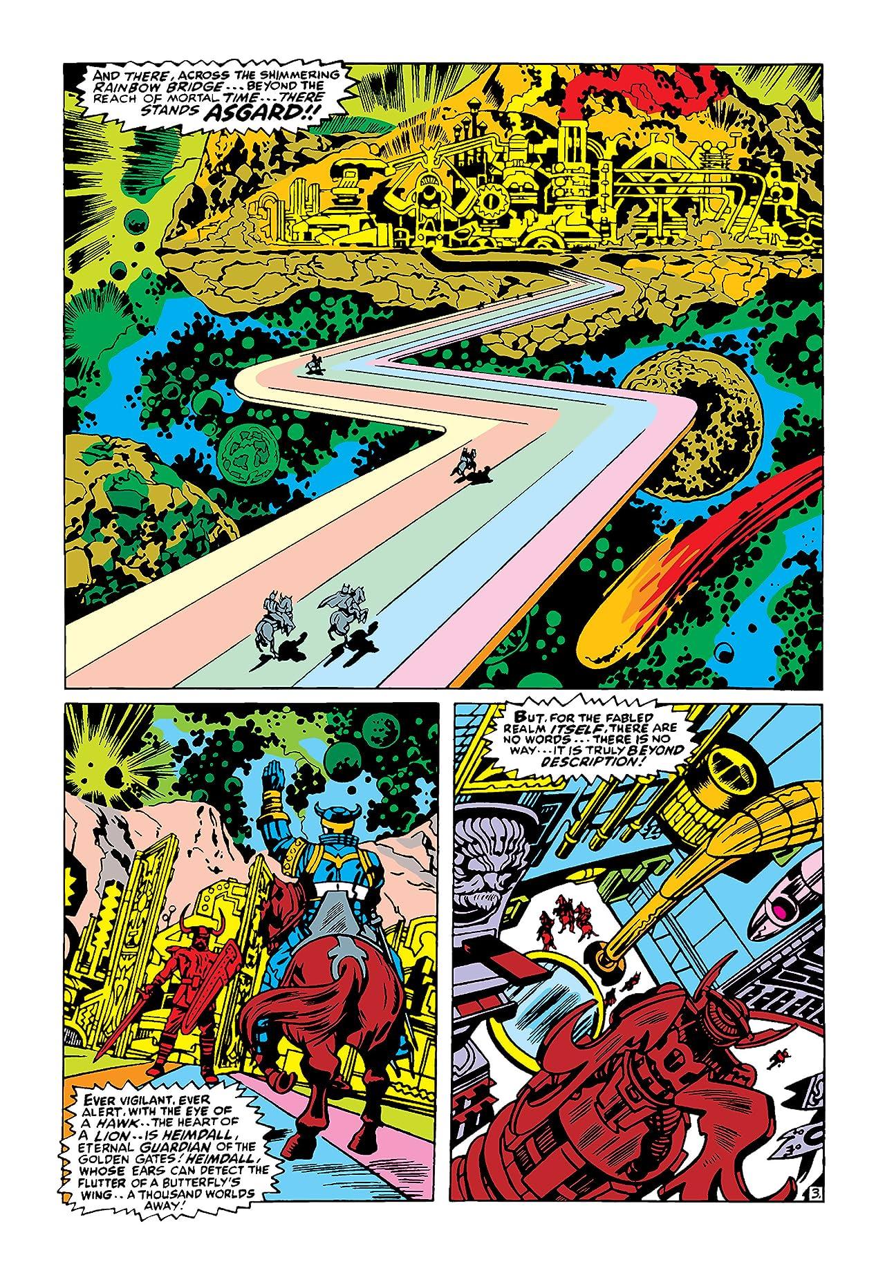 Thor (1966-1996) #143