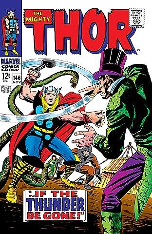 Thor (1966-1996) #146