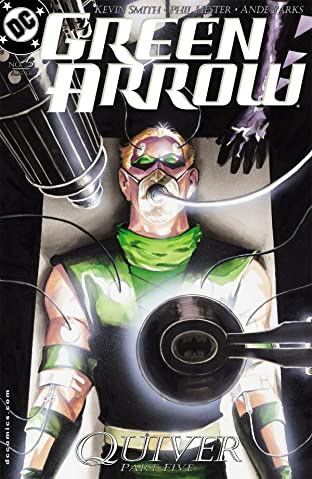 Green Arrow (2001-2007) No.5