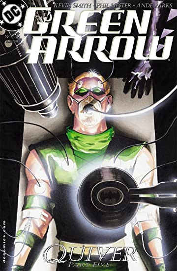 Green Arrow (2001-2007) #5