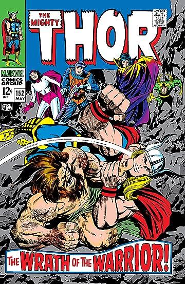 Thor (1966-1996) #152