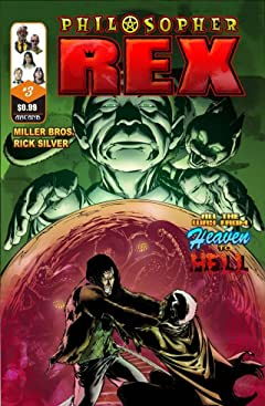 Philosopher Rex #3