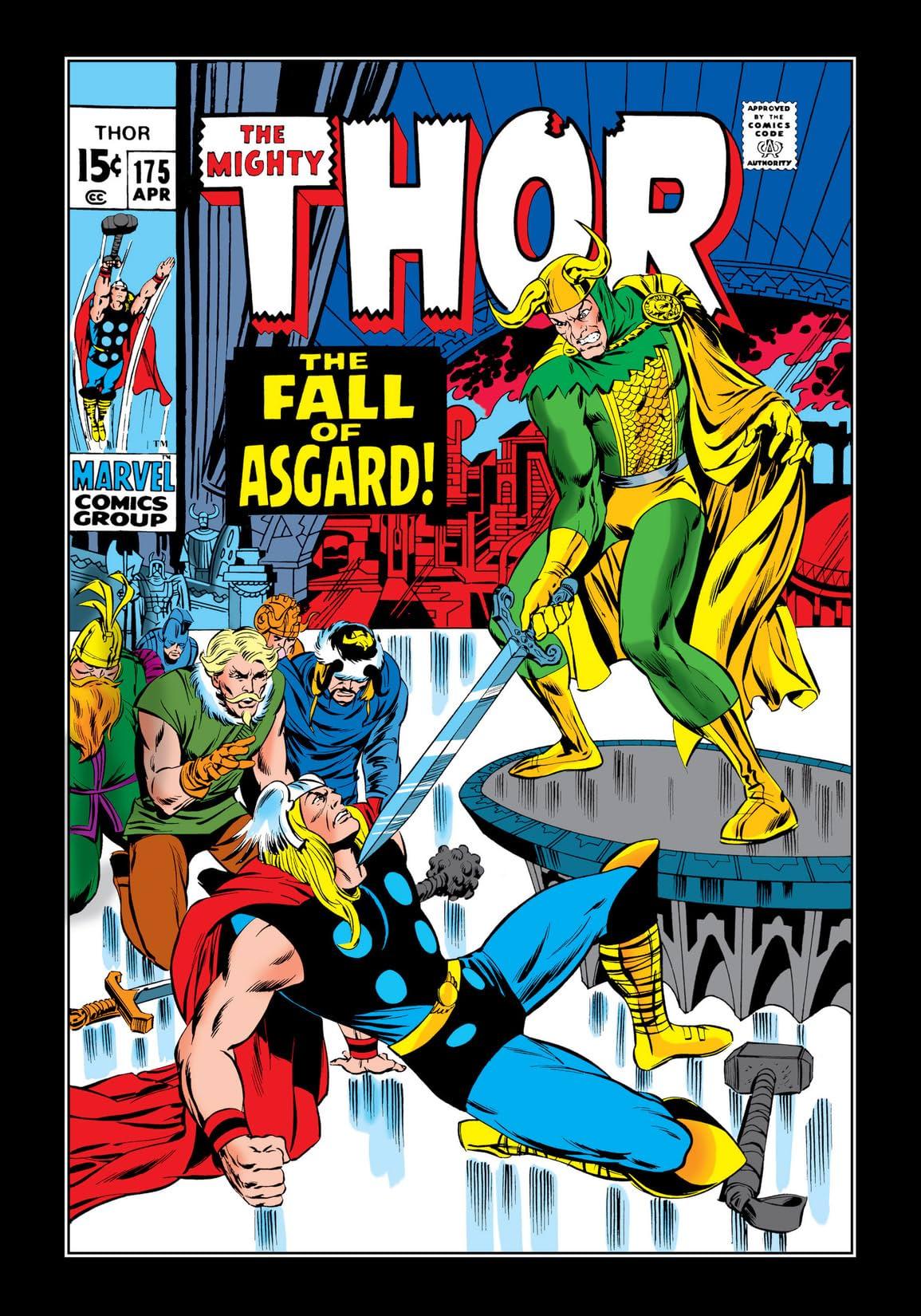 Thor (1966-1996) #175