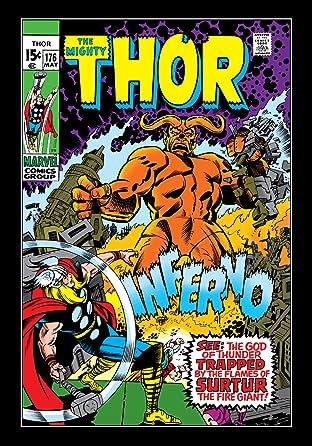 Thor (1966-1996) No.176