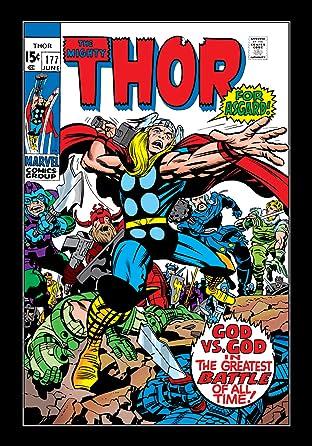 Thor (1966-1996) No.177