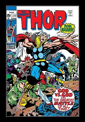 Thor (1966-1996) #177