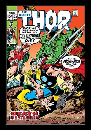 Thor (1966-1996) No.178