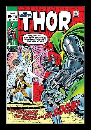 Thor (1966-1996) No.182