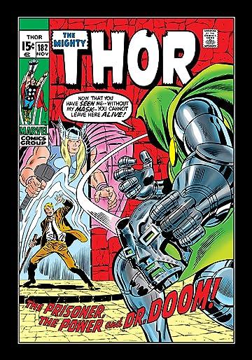 Thor (1966-1996) #182