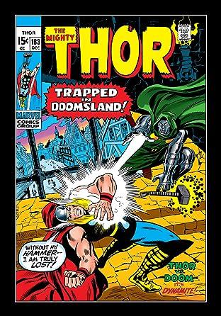 Thor (1966-1996) No.183