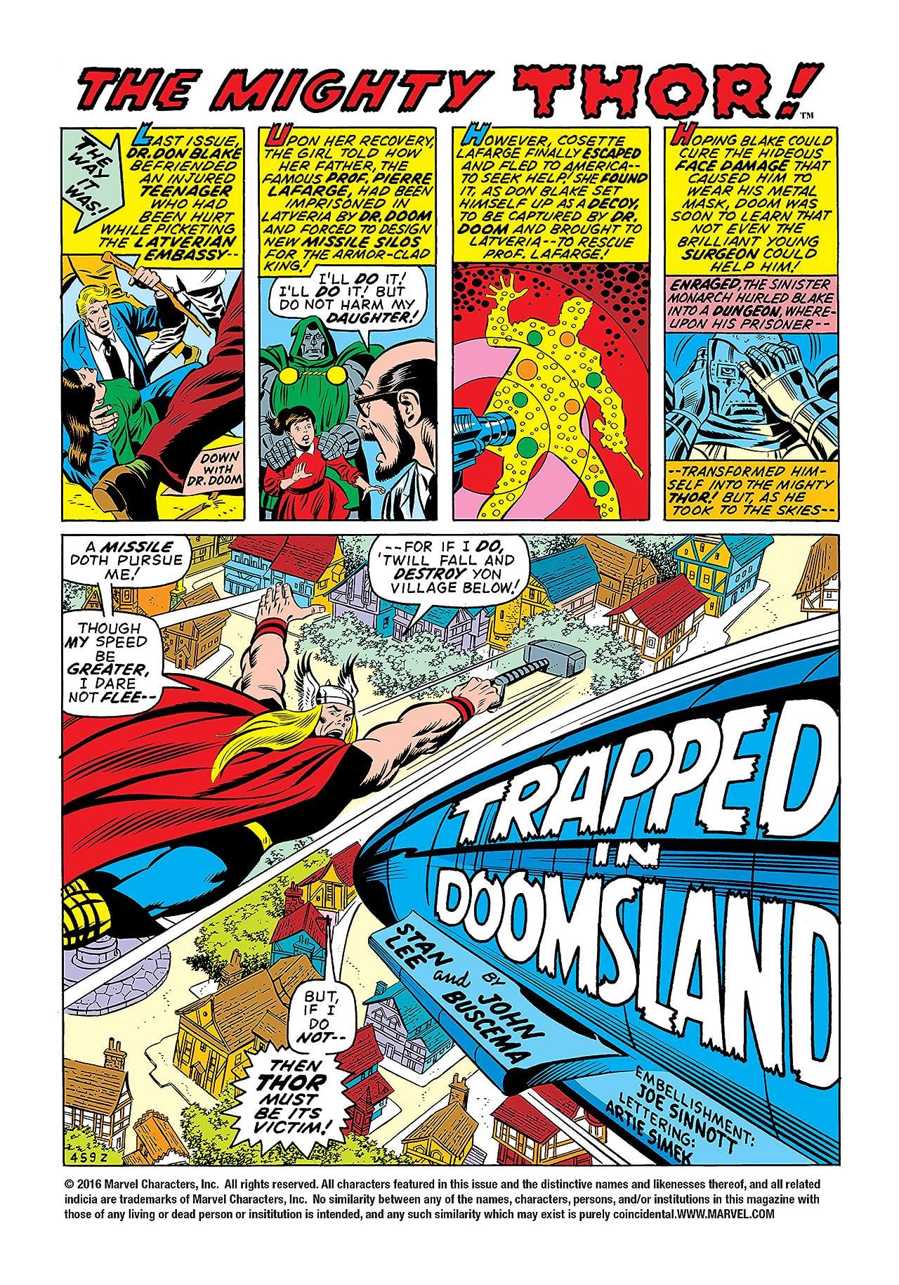 Thor (1966-1996) #183