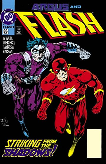 The Flash (1987-2009) #86